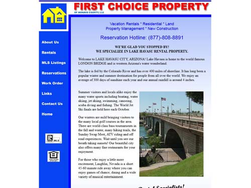 First Choice Property